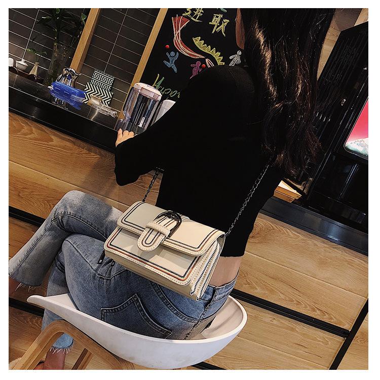 PU KoreaShoulder bag(white) NHPB6937-white