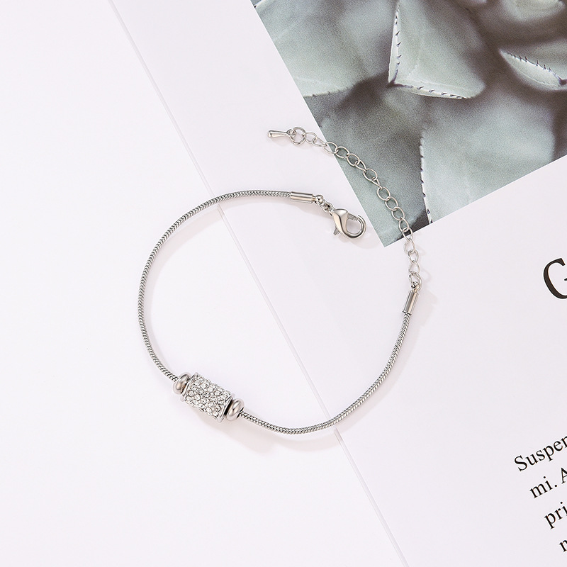 Alloy Fashion Geometric bracelet  (61186380) NHXS2108-61186380