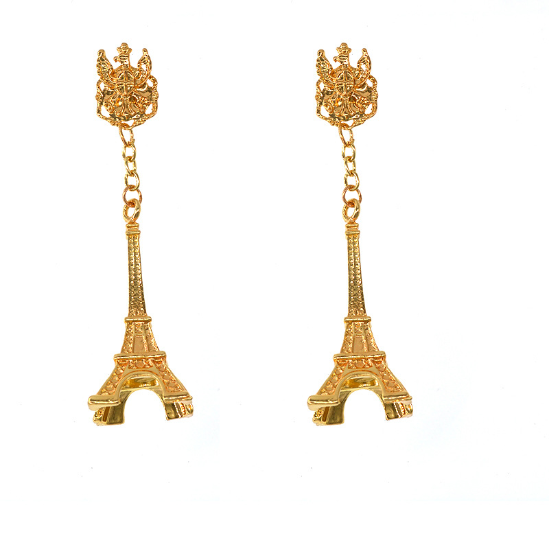 Alloy Korea  earring  Alloy  Fashion Jewelry NHNT0734Alloy