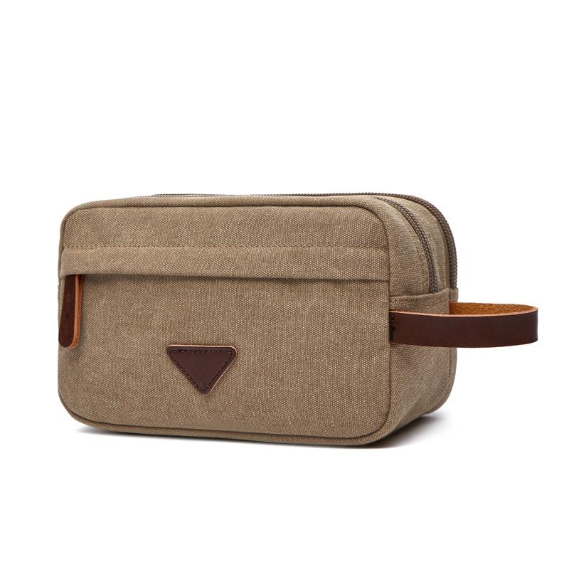 حقيبة قماش أوروبية وأمريكية ، حافظة مفاتيح محمولة ، محفظة عملات معدنية ، حقيبة مستحضرات تجميل ، حقيبة تخزين محمولة ، قطرة شحن واحدة