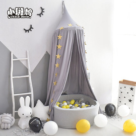 Small spotted Nordic INS same child tent game house dome bed bed bed tents tents ocean ball pool