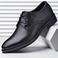 厂家直销2020新款男士皮鞋商务正装男鞋子系带百搭休闲鞋一件代发
