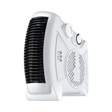 迪利浦家用小白取暖器迷你小空调暖风机立卧两用办公室浴室取暖气