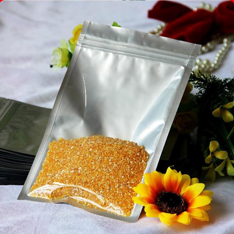 镀铝阴阳自封袋 7*13--30*40铝箔袋 阴阳骨袋 包装袋 干货袋 现货