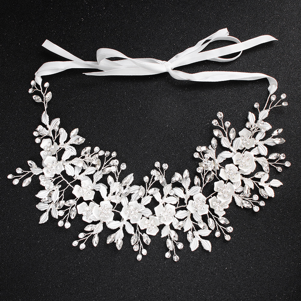 Alloy Fashion Flowers Hair accessories  Alloy NHHS0580Alloy