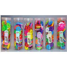 韓版益智玩具兒童早教雪花片玩具塑料積木拼插拼裝積木大號雪花片