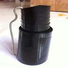 促销机床丝杠不锈钢防护罩螺旋钢带防护圆筒伸缩防护罩螺旋保护套