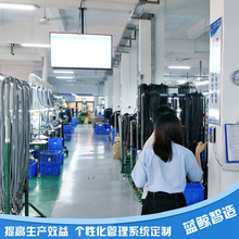 蓝鲸制造执行系统MES 企业管理软件 生产管理系统