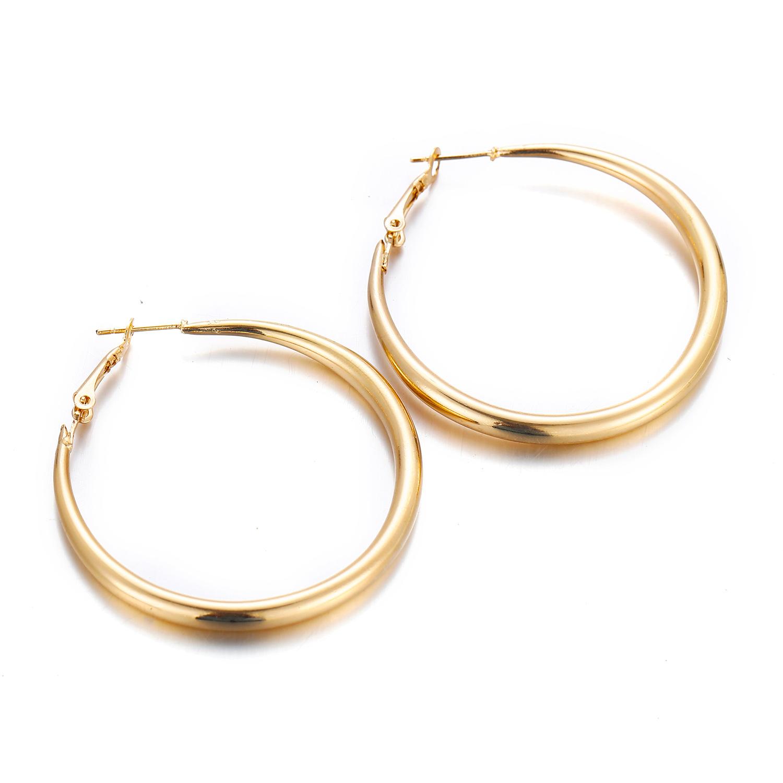 Alloy Fashion Geometric earring  (GDD06-03) NHPJ0262-GDD06-03