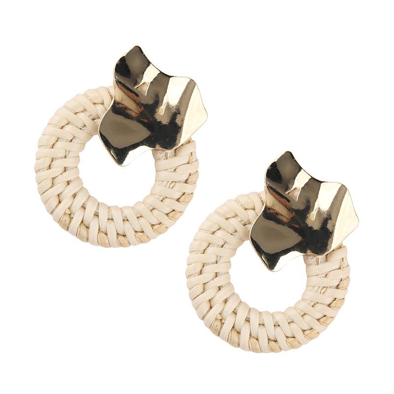 Alloy Bohemia Geometric earring  Alloy one NHJQ10571Alloyone