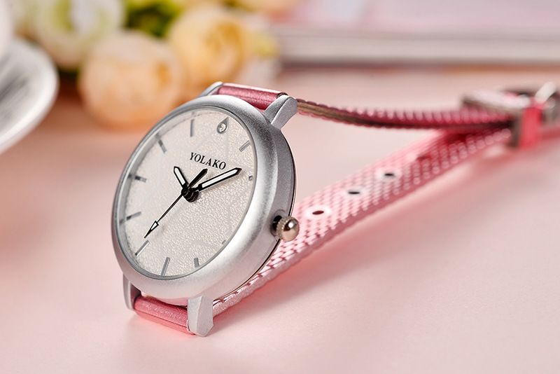 FashionWomen watch(white) NHSY1298-white