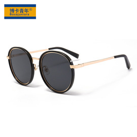Classic adult sunglasses retro fashion ladies polarizing sunglasses D8022