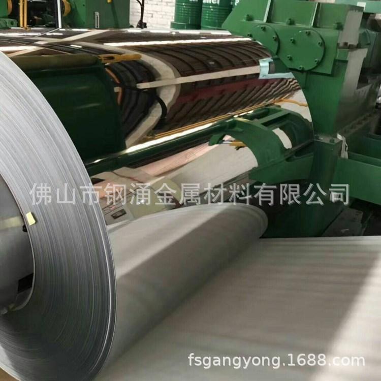 大量现货供应铁素体 带磁性 太钢SUS430ba不锈铁 硬度软态好拉伸