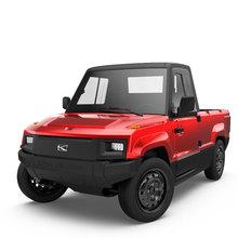 供應新款成人鐵殼皮卡 電動汽車 成人四輪電動汽車 油電兩用