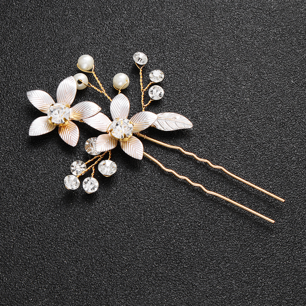 Alloy Fashion Flowers Hair accessories  Alloy NHHS0543Alloy