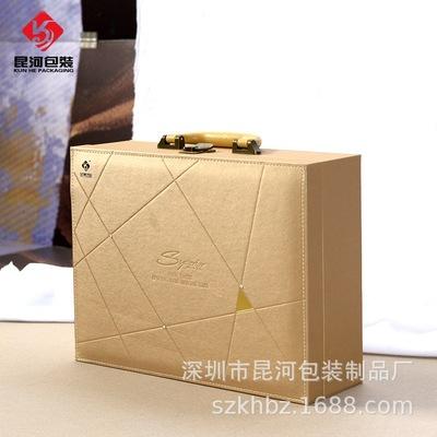 现货红酒包装盒红酒酒具套装包装现货包装现货红酒礼品盒深圳现成