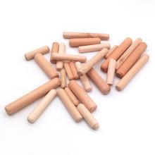 【廠家】直銷供應 優質斜紋直紋木釘 木榫木筍柯木木梢木塞