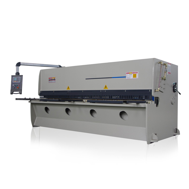 厂家直销力长机械 数控4*2500 配备数控送料机 剪板机质优价廉