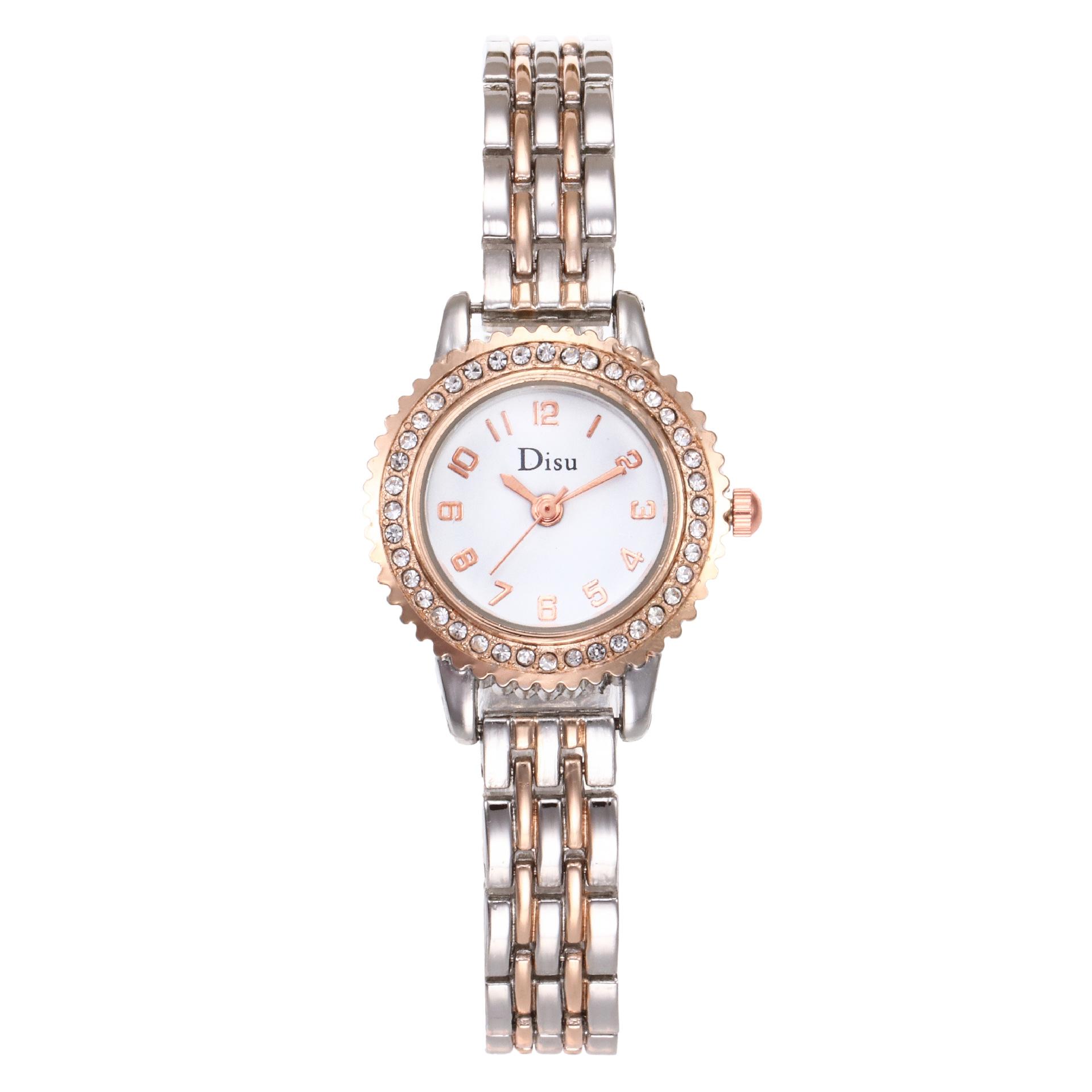Alloy Fashionbracelet(1-rose gold) NHMM2315-1-rose-gold