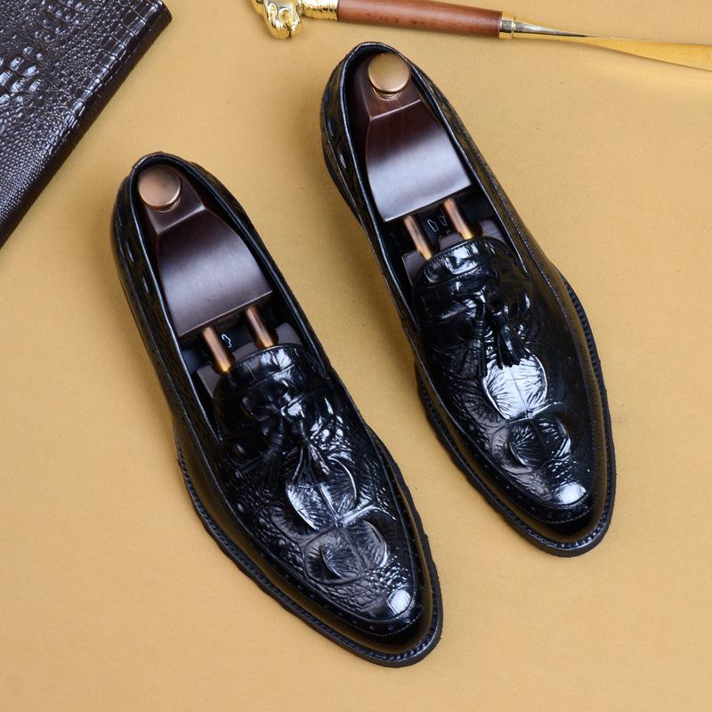 男式正装单鞋イメージ1