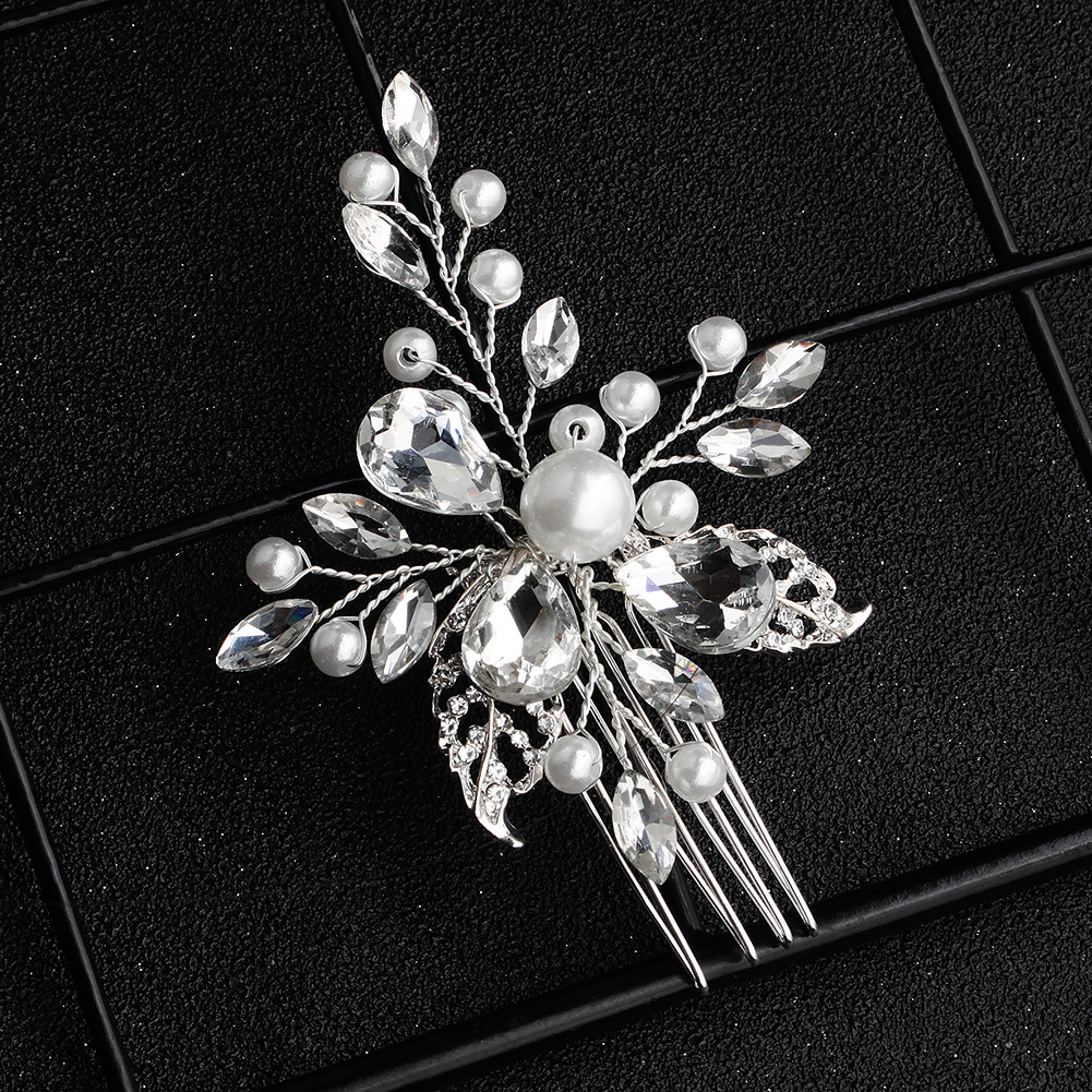 Alloy Simple  Hair accessories  (Alloy)  Fashion Jewelry NHHS0648-Alloy