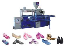 全自动单色双色洞洞鞋新款,网鞋,果冻鞋成型机果冻鞋