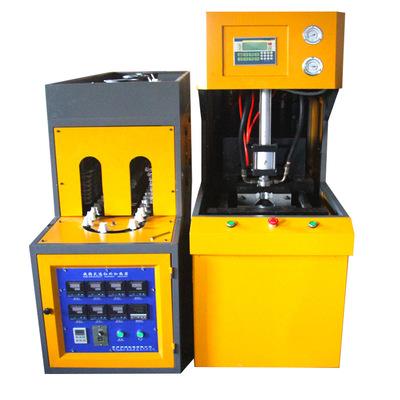 半自动广口吹瓶机五升10升大口径吹塑机塑料食品药品成型机