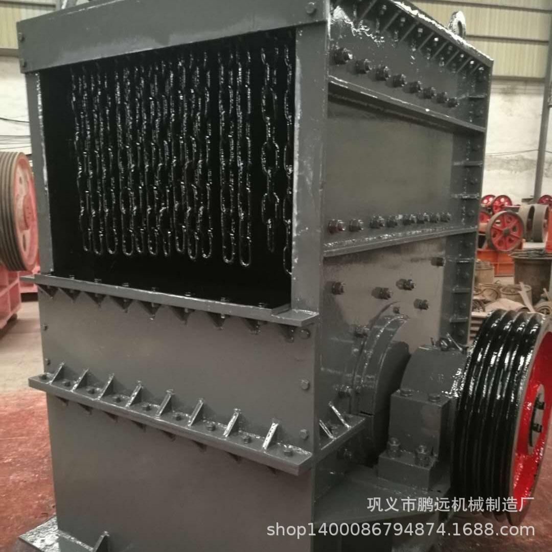 箱式破碎机 移动式砂石料方箱破碎机 节能型方箱破碎站