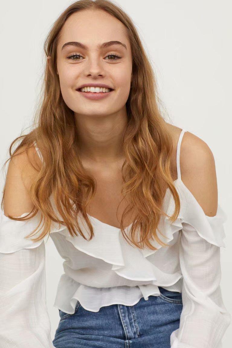Cotton Fashioncoat(White-S) NHAM4349-White-S