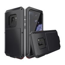 適用taktik三星S9plus手機殼 s9+手機套硅膠邊框三防金屬防摔外殼
