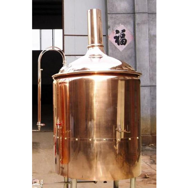 不锈钢酿酒罐 酿酒发酵设备 不锈钢储酒罐 清酒罐设备500l