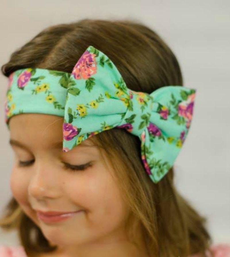 Cloth Fashion Flowers Hair accessories  green  Fashion Jewelry NHWO0687green