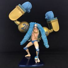 Sea thief / sea king Frankie 20th anniversary Ver blue suit Chinese boxed office