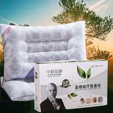 会销礼品中科富硒磁疗能量枕磁疗养生保健枕芯决明子保险保健枕头
