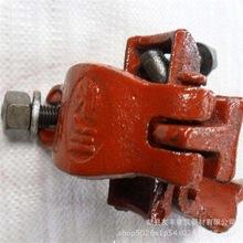 批发供应建筑脚手架配件 直角十字扣件玛钢扣件专业生产