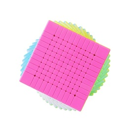 Yu Xin Science and Education Zhisheng Huanglong eleventh-order Rubik's Cube Kevin Hayes competition recommended 11th-order ornaments patent quality