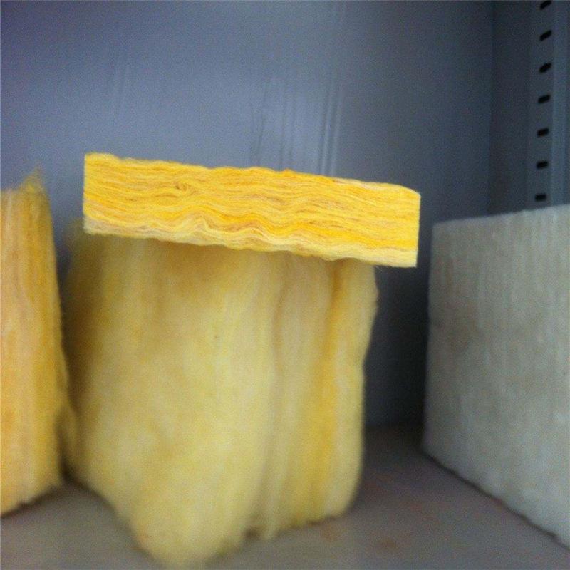 厂家批发吸音隔音棉环保阻燃材料 KTV琴房酒店会议室高密度玻璃棉