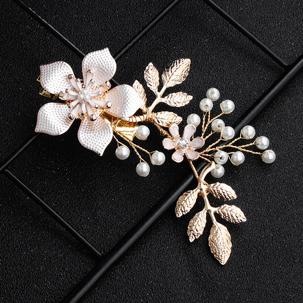 Alloy Fashion Flowers Hair accessories  Alloy  Fashion Jewelry NHHS0649Alloy