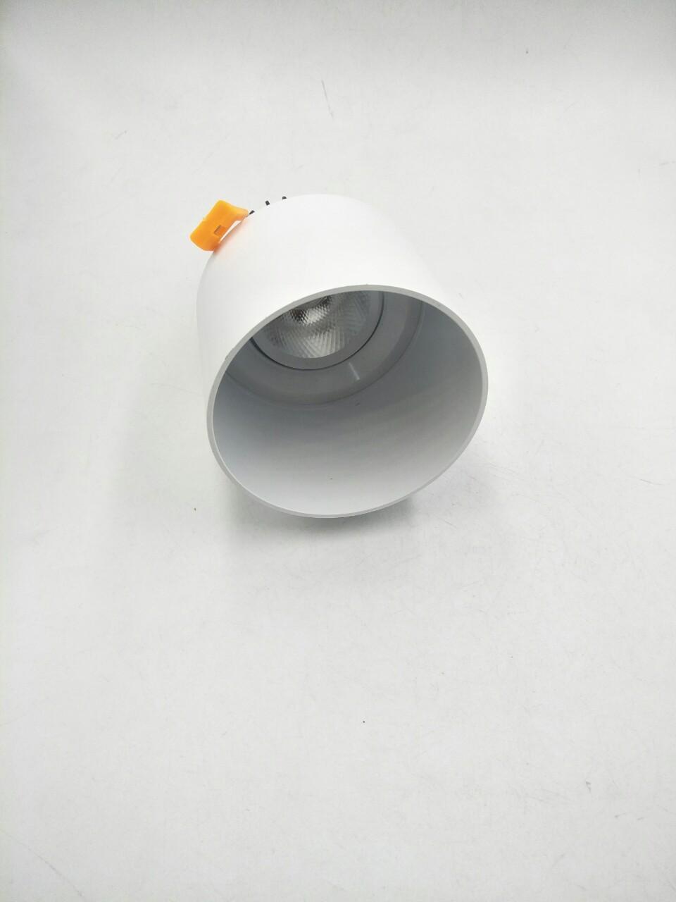 LED工程款喇叭射燈5W7W9W12W18W24W可調光酒店射燈