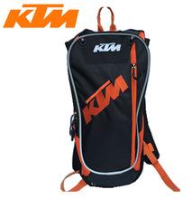 摩托车KTM双肩背包水袋背包A星背包越野骑行摩旅水袋户外背包