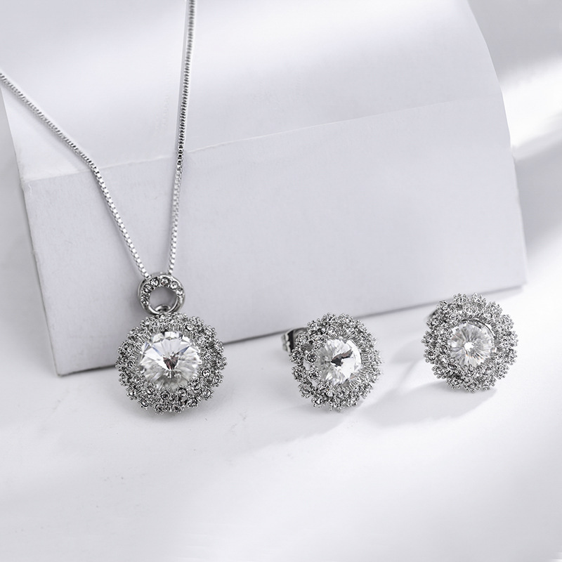 Womens Plating Alloy Other Jewelry Sets NHLJ152065