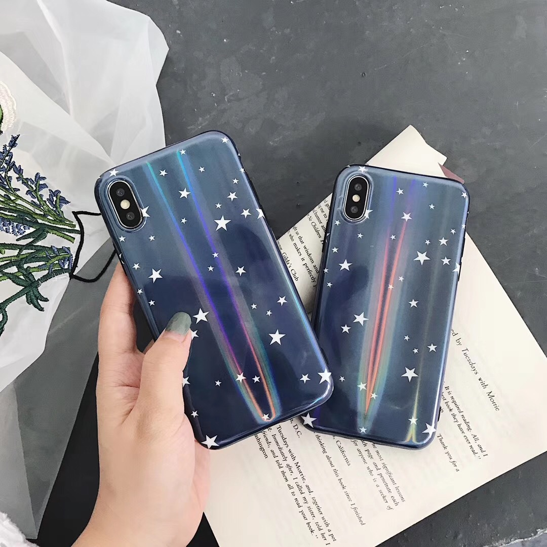 South Korea Star iPhone7 Mobile Shell Scrub 4.7 Apple Six 7plus Cover 6s Soft Shell Couple 6.5 Tide