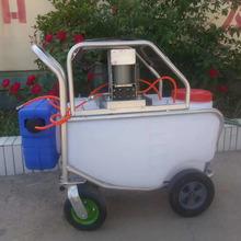 果蔬大棚打藥機 園林四輪農用手推車式電動噴霧器 擔架式打藥機