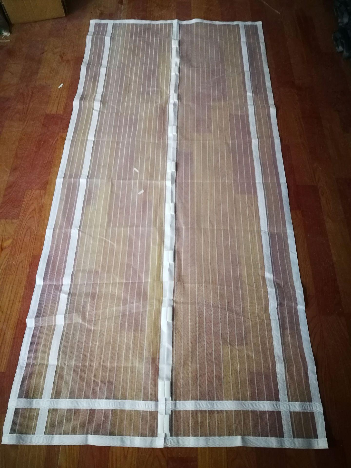 Anti-mosquito door curtain screens, mute...