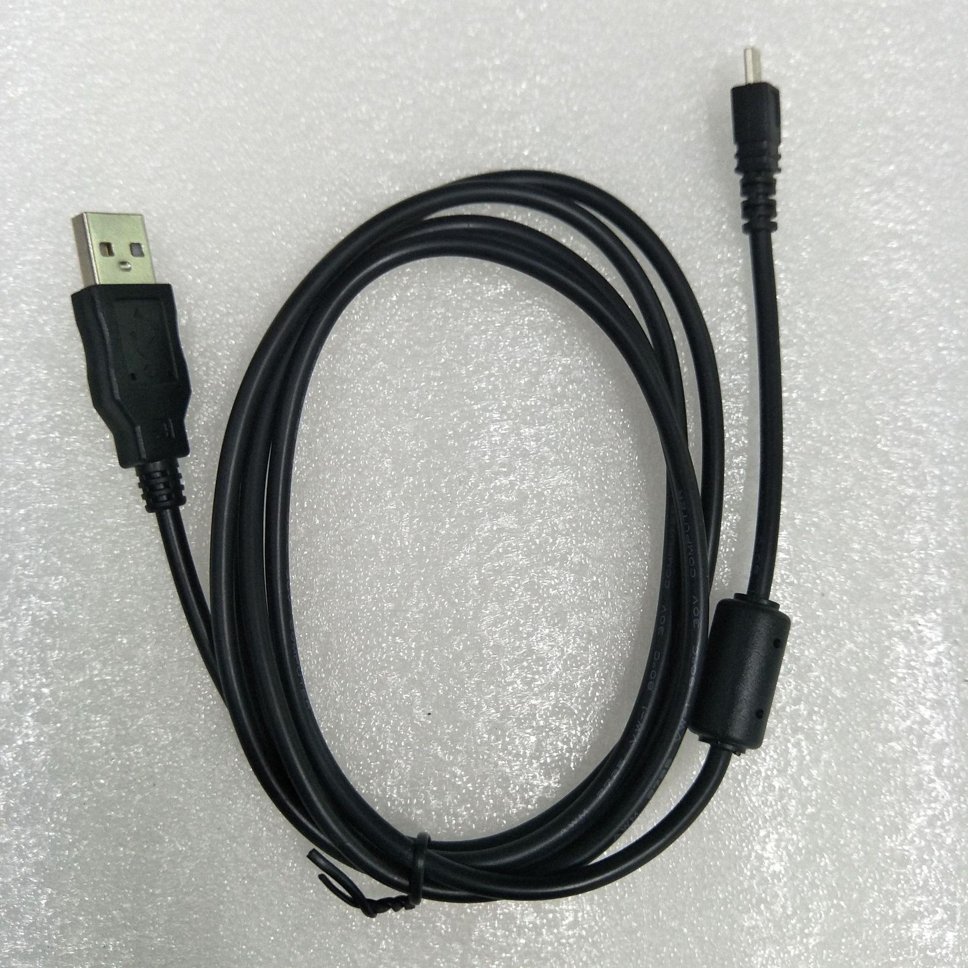 适用于尼康D7200 D7100 D3200 D5200 D5100 V1单反相机USB数据线