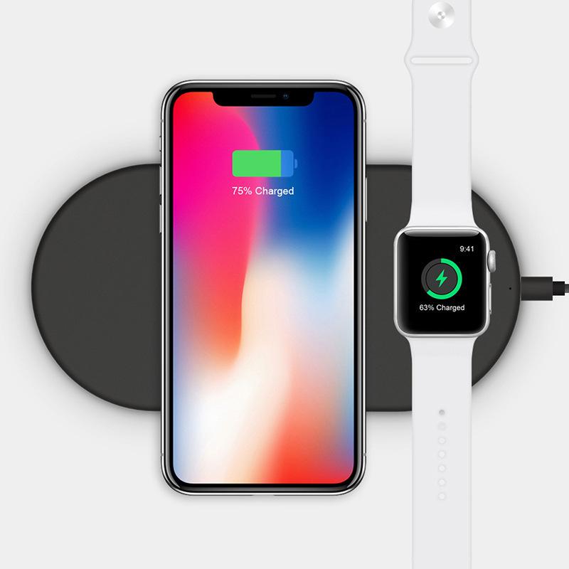 X8无线充电器 适用苹果图1