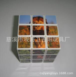 专业定制广告魔方 3CM-9CM 二阶三阶四阶五阶魔方 儿童益智玩具
