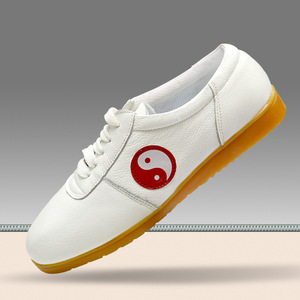 Tai chi shoes for women and men soft sole antiskid martial arts wushu performance shoes for men