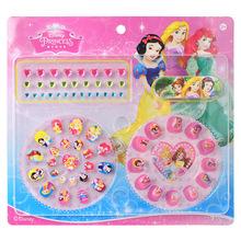 厂家直销 儿童指甲贴玩具 钻石迷你美甲贴纸 儿童美甲贴饰品