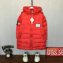 2018冬新款韩版中大儿童羽绒棉服 ?#20449;?#31461;保暖棉衣棉服加厚外套
